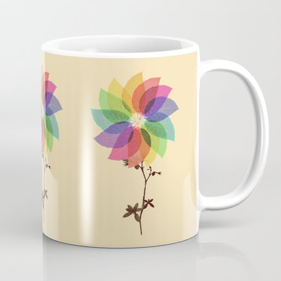 The windmill in my mind Mug