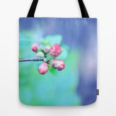 Hello Sweet Spring  Tote Bag