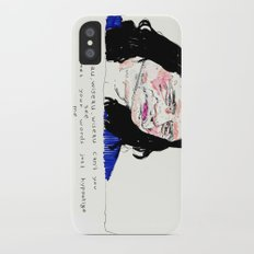 Notorious W.I.S.E.A.U iPhone X Slim Case