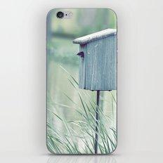 {Swallow House} iPhone & iPod Skin
