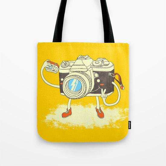 Self capture Tote Bag