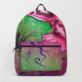 gufo bianco Backpack
