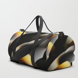 Abstract ambivalence Duffle Bag