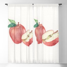 Apple and a Half Blackout Curtain