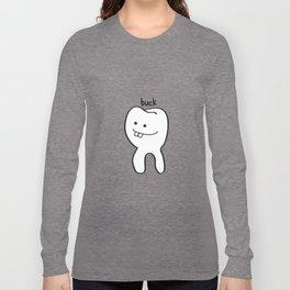 Buck Teeth Long Sleeve T-shirt