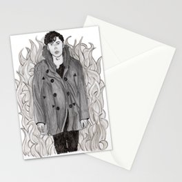 The Arsonist Stationery Cards