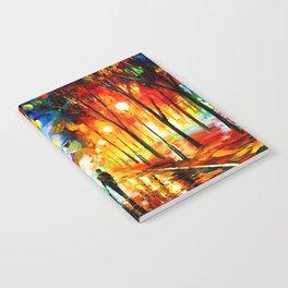 Tardis Art Watching Notebook