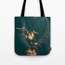 FIRECRACKER STICK Tote Bag