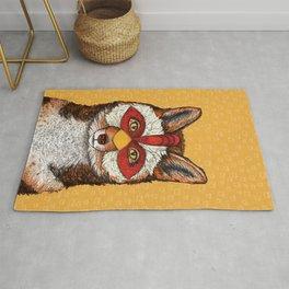 ChickenFox Rug