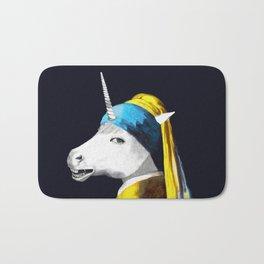 Cool Animal Art - Funny Unicorn Bath Mat