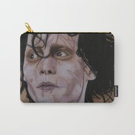 Edward Scissorhands Carry-All Pouch