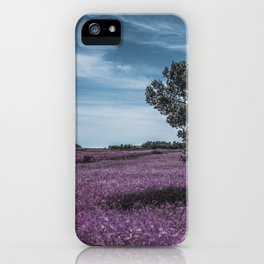 Surreal Landscape - Infra Red in Malta iPhone Case