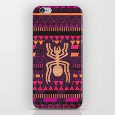 Nazca Spider iPhone & iPod Skin