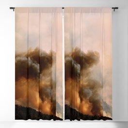 Cedar City Forest Fire - III Blackout Curtain
