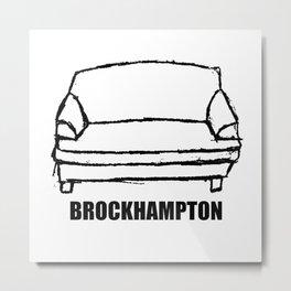 Brockhampton Metal Print