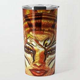 The Tiger's Light Travel Mug