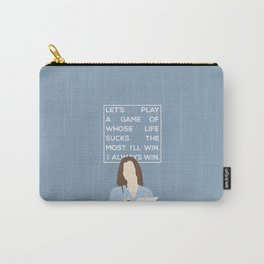 Greys Anatomy: Meredith Grey Carry-All Pouch