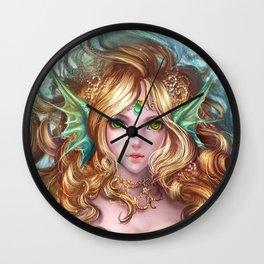 Marygill, the Mermaid Wall Clock