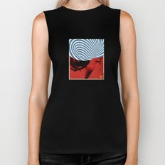 Cinquante | Collage Biker Tank