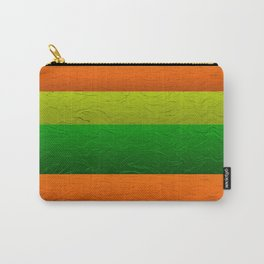 Orange Lime and Green Passion Carry-All Pouch