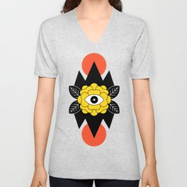 STAY CURIOUS Unisex V-Neck