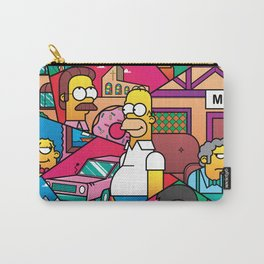The Simpson Carry-All Pouch