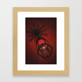 Red Room Tales Framed Art Print