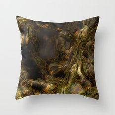 romeo inform Throw Pillow