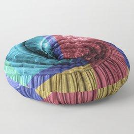 architecture art Floor Pillow