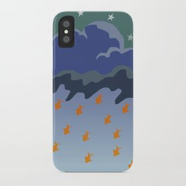 Stars and Fish iPhone Case