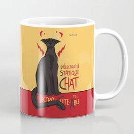 d'Electricité Statique Chat [Staticat] Coffee Mug