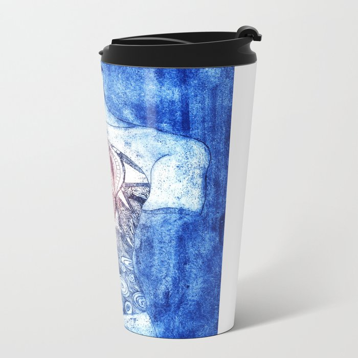 The body Travel Mug