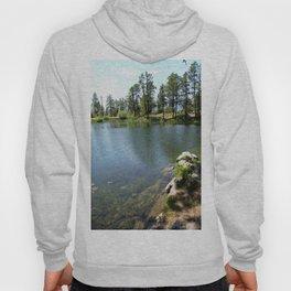 High and Remote Forebay Lake Hoody