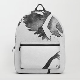A dreamer. Backpack