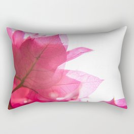 Bright Bougainvillea Rectangular Pillow