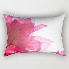 Bright Bougainvillea Rectangular Pillow