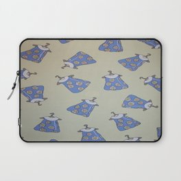 Children's Pattern Design - Dresses - Wild Veda Laptop Sleeve
