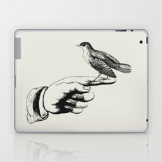 Bird in the Hand Laptop & iPad Skin