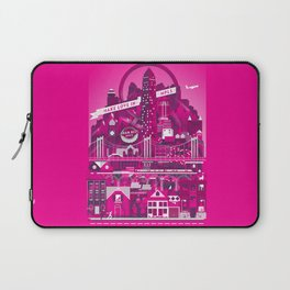 Make Love In MPLS Laptop Sleeve