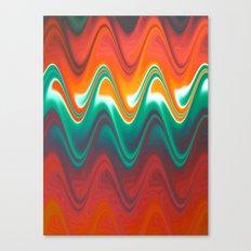 RainbowVibration Canvas Print