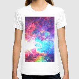 Reflet déformé T-shirt