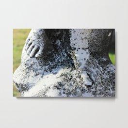 Feetsy Metal Print