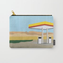 Death Valley Gas Station Carry-All Pouch