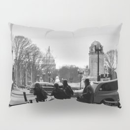 Welcome Back Pillow Sham