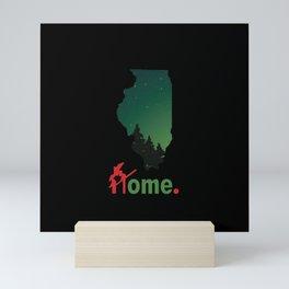 Rockford Proud Mini Art Print