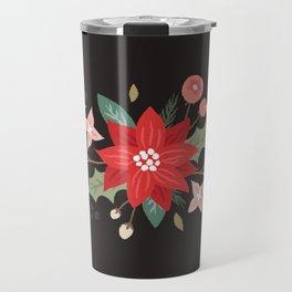 Joy Flourish - Slate Travel Mug