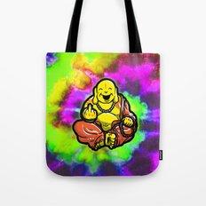 F U Buddha Tote Bag
