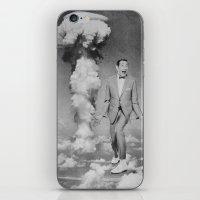 pee wee iPhone & iPod Skins featuring Pee Wee by John Turck