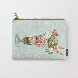 Greentea Parfait Carry-All Pouch