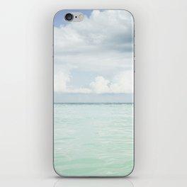 Emerald Waters iPhone Skin